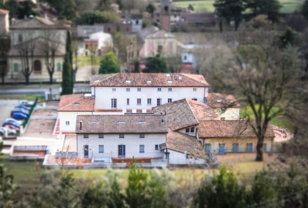 Scuole, Biblioteca e appartamenti | Studio Ravagli Faenza