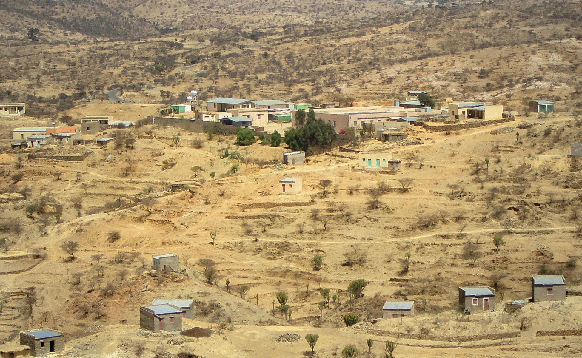Ospedale, Eritrea | Studio Ravagli Faenza
