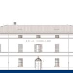 Scuole, Biblioteca e appartamenti   Studio Ravagli Faenza
